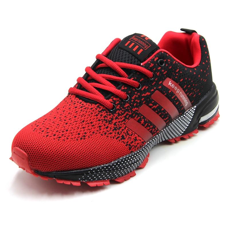 2019 Hot Sale Men Shoes Men Casual Shoes Summer Unisex Light Weige Breathable Mesh Fashion Male Shoes Sneakers Plus Size 35-47