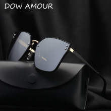 DOW AMOUR 2017 High Quality Cat Eye Polarized Sunglasses Women Driving Mirror Sunglasses for women  Driver oculos de