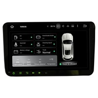 Android 6 0 Car GPS Player 1024 600 For VW Golf Passat Sharan Jetta SKODA Fabia