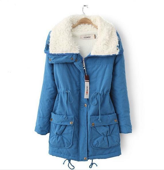 2019 Women's   basic     jacket   autumn and winter coat   jacket   Slim Down Slim Free Shipping Fashion Women's   Jackets   COATS16660