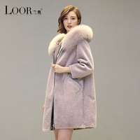 Female Fur Coat Natural Fur Woman Coats Park Winter Women S Jacket Women Fur Coat Shearling