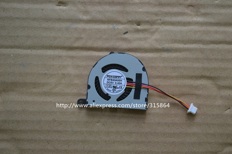 Neue laptop cpu lüfter für ASUS EPC 1015 p 1015PE 1015PED 1011PX 1015BX AE38 NFB40A05H
