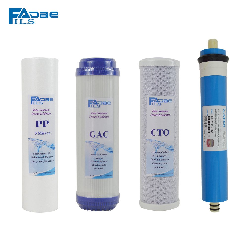 ФОТО Water Purifier Components Water Filter Cartridges 10