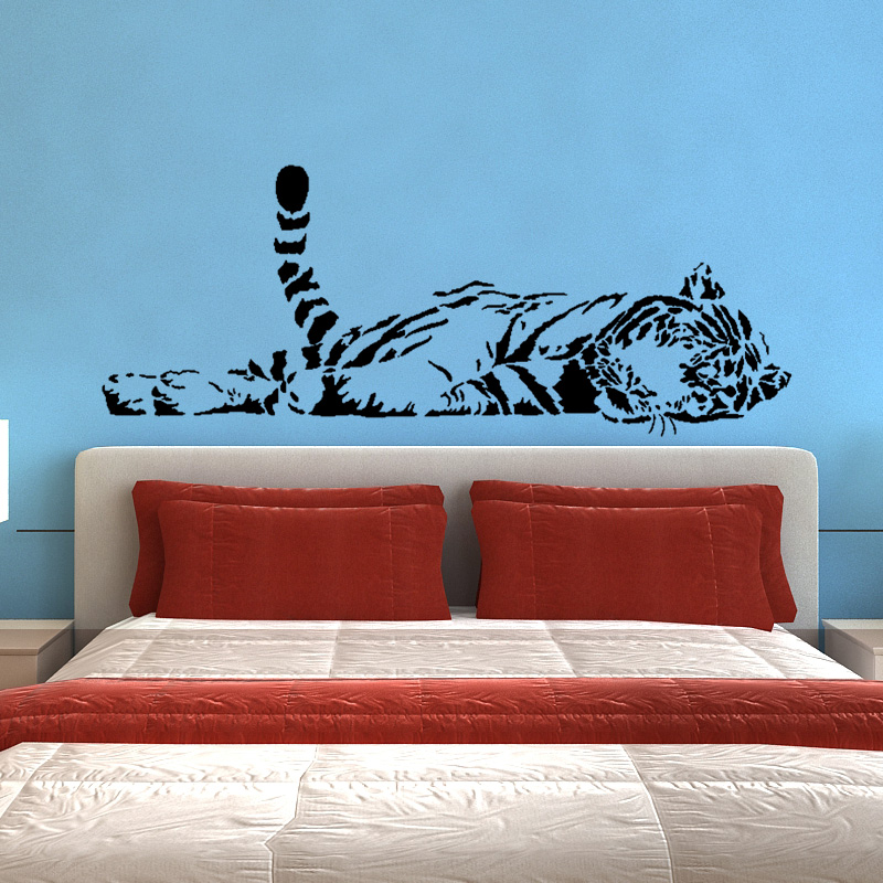 Free Shipping Wall Stickers Home Decor Size 640mm 1650mm