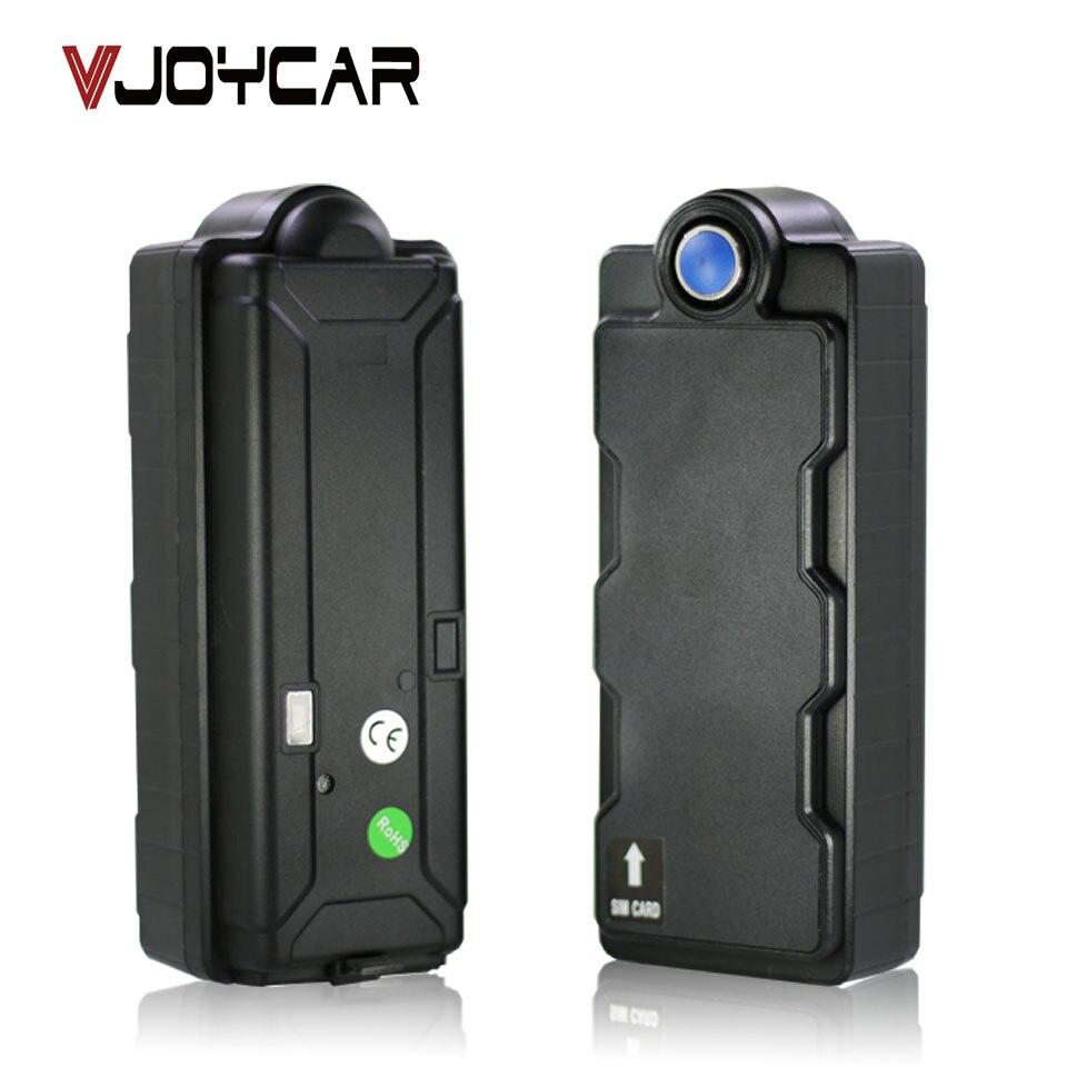 VJOYCAR TK10GSE Portable 4g 3g GPS Tracker 10000 mah Batterie Longue Durée Vie Étanche Aimant LIVRAISON le suivi de la Localisation logiciel