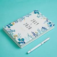 Kawaii 2019 2020 agenda planejador organizador diário a5 caderno e diário semana pessoal livro de notas de viagem escritório agenda manual|Cadernos| |  -