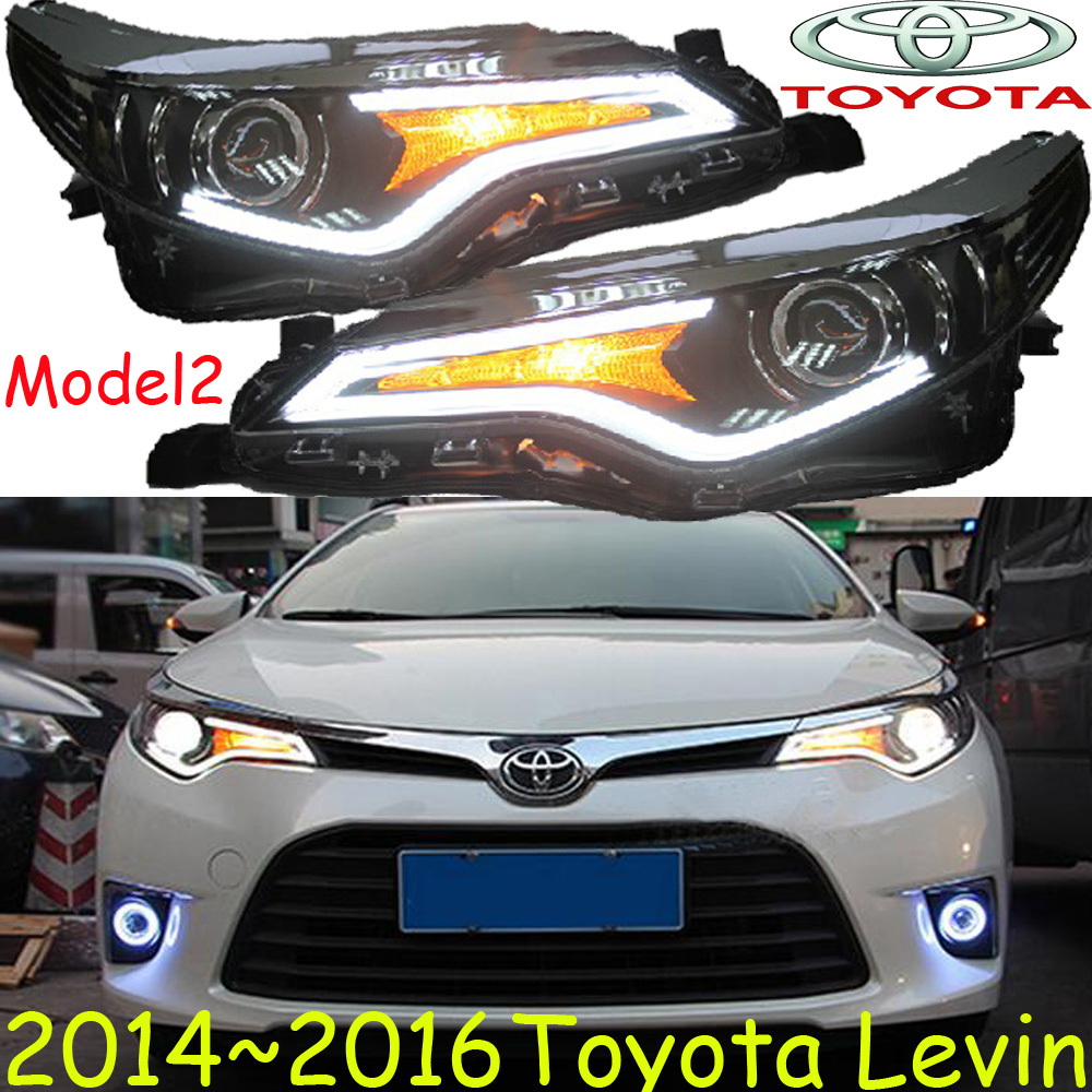 Levin headlight 2014 2016 free ship levin fog light 4runner