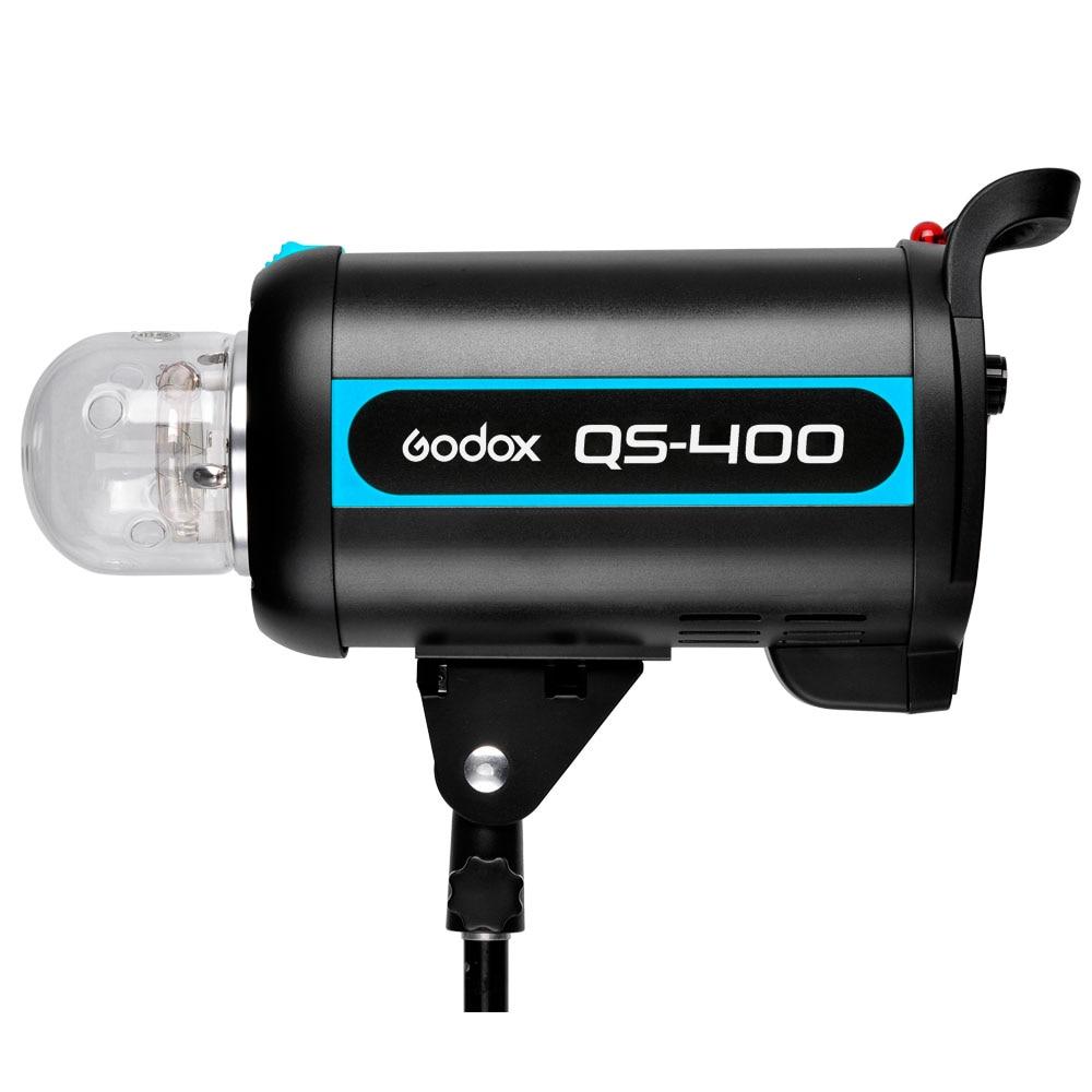 Godox QS400 400 ワット 220 V スタジオフラッシュストロボライトスタジオ Monolight ためアマチュアやプロのスタジオ写真家  グループ上の 家電製品 からの 点滅 の中 2