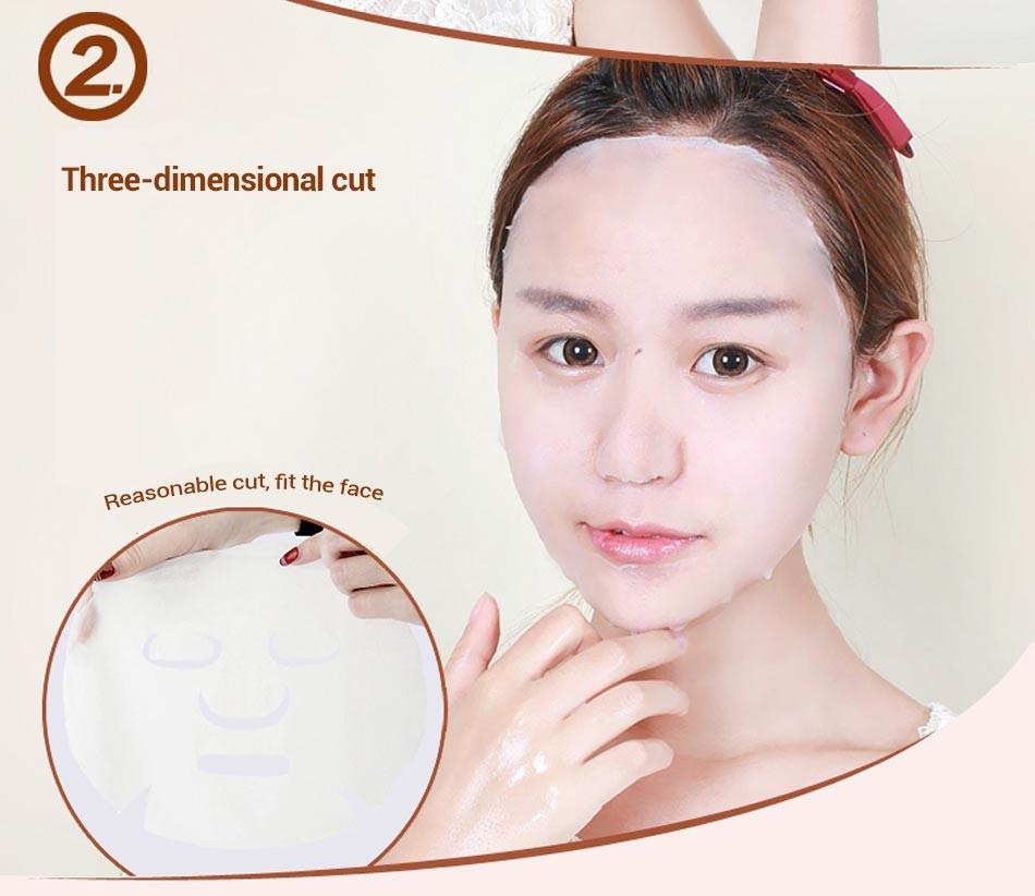MEIKING 60PCS Skin Care DIY Facial Face Compressed Mask Women Beauty DIY Disposable Mask Paper Natural Skin Care Wrapped Masks 8