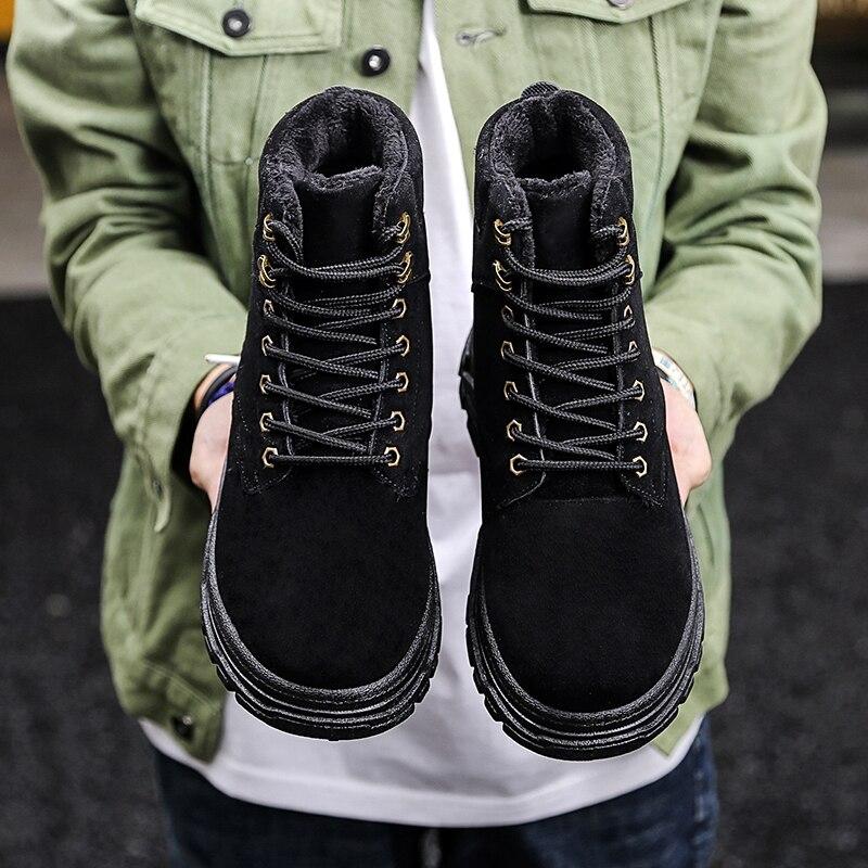 Masculina Chaussure A11 A Shoes Quente Top A11 brown grey Clássico Alta A1 1 Da Casuais Sapatos Homens Inverno De Plataforma Homme 1 Moda 1 Confortável Black Estabilidade fqHxO8Za