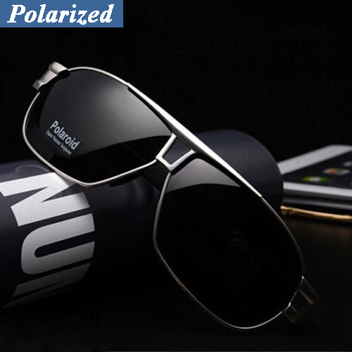 2019 Polarized Sunglasses Men's Car Driving Glasses Male UV400 Protection Goggle Style Oculos Male Eyewear Accessories P8516