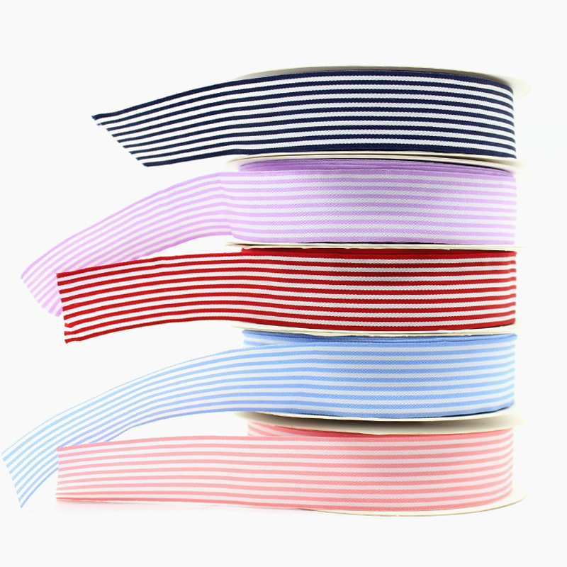 ribbon 1piece/lot bouquet of flowers packaging ribbon DIY handmade material fringe ribbon Navy ribbon