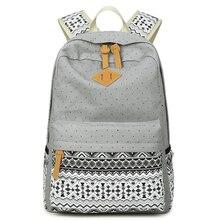 Yejia/Модная Повседневная парусиновая рюкзак сумки женские винтажные элегантный дизайн для девочек школьная сумка большой Ёмкость Повседневная туристические рюкзаки