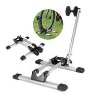 Heavy L type Bicycle Display Floor Rack Bike Stand Mountain Bike Rack Parking Holder Cycling Accessories