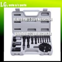 Air conditioning compressor maintenance tool Sucker Ramli, clutch remover and repair tools