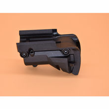 Tactical 5mw red laser sight scope vermelho ponto para glock 19 23 22 17 21 37 31 20 34 35 37 38 pistola rifle airsoft caça