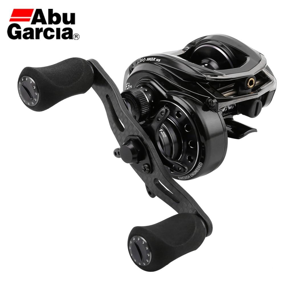 Abu Garcia Brand Revo MGX 2 Baitcasting Reel 8 0 1 142g Lightweight Saltwater Fishing Reel