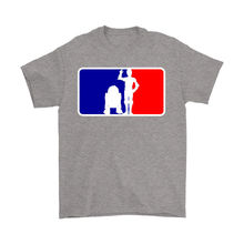 Star Wars: MLB Droids T-Shirt (Size Small to 5X-Large Available) Free shipping  Harajuku Tops Fashion Classic кепки mlb