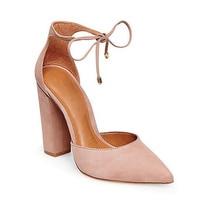 2017 Spring Summer Platform Sexy Women Shoes Fashion Women Pumps Retro High Heels Pointed Toe Office