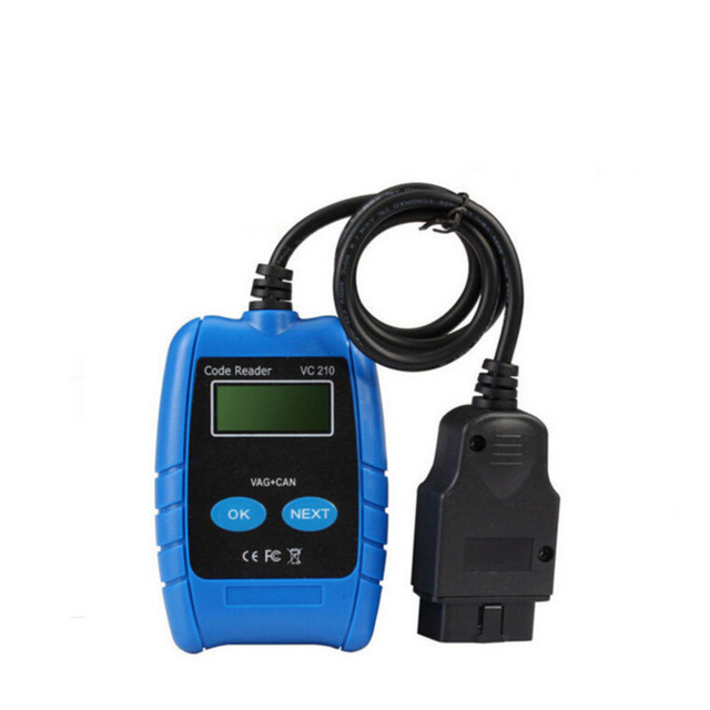 Digital Professional OBDII Code Readers Scan Tools for VAG CAN OBDII OBD2 Code Reader Read Trouble Code Diagnostic Tools