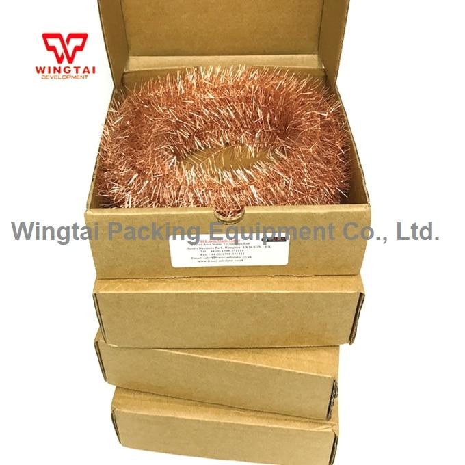 Antistatic Eliminators 801 England FRASER 22 Meters Long Copper Anti-Static Tinsel original usa takk anti static tinsel