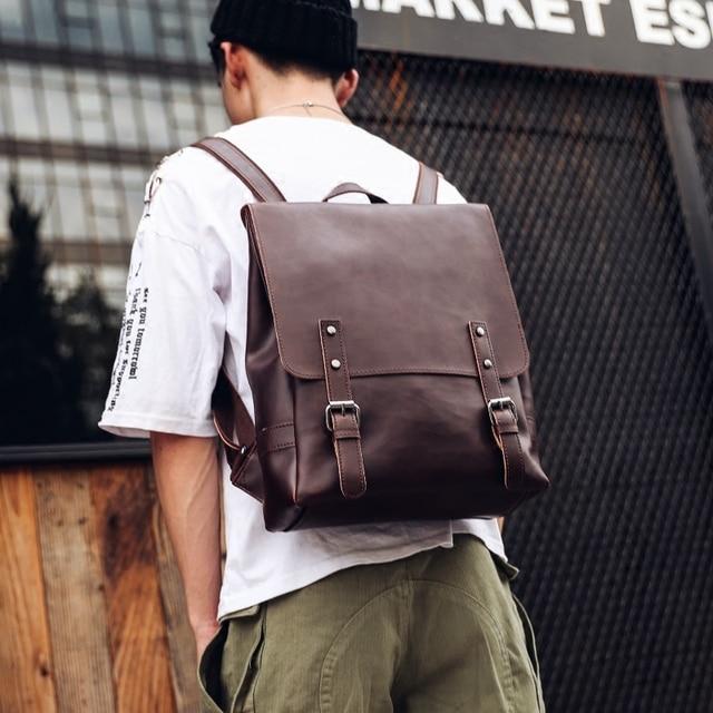 Tidog The new Metrosexual Street fashion backpack