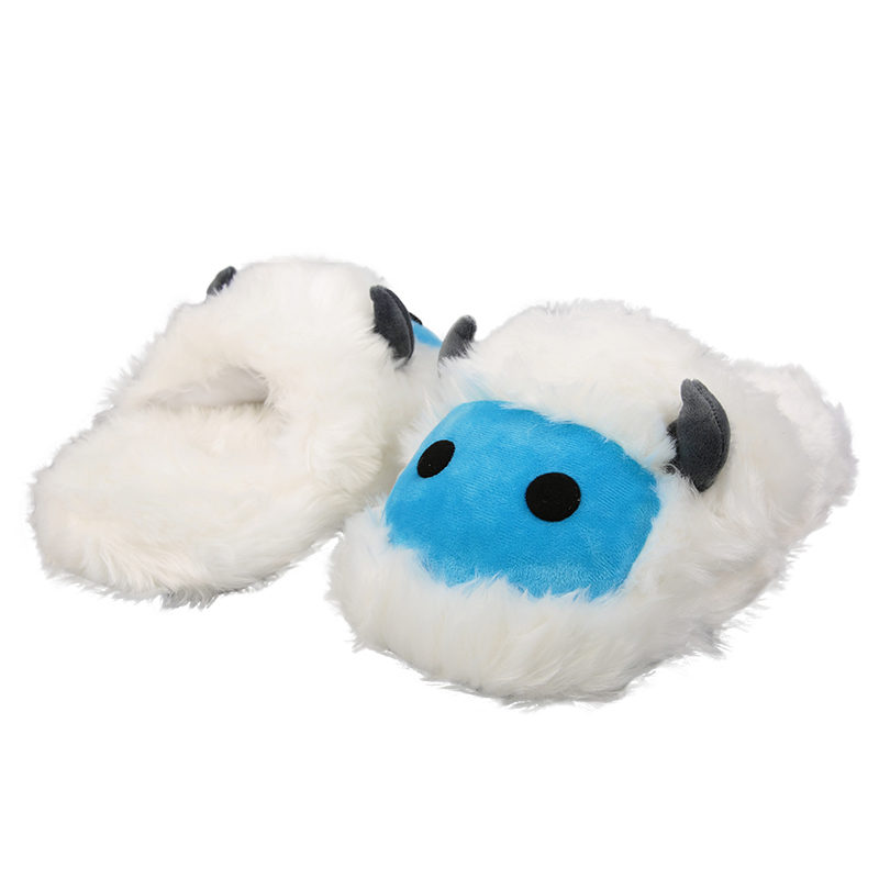 Overwatch Mei Skin Pajamei Cosplay Slippers