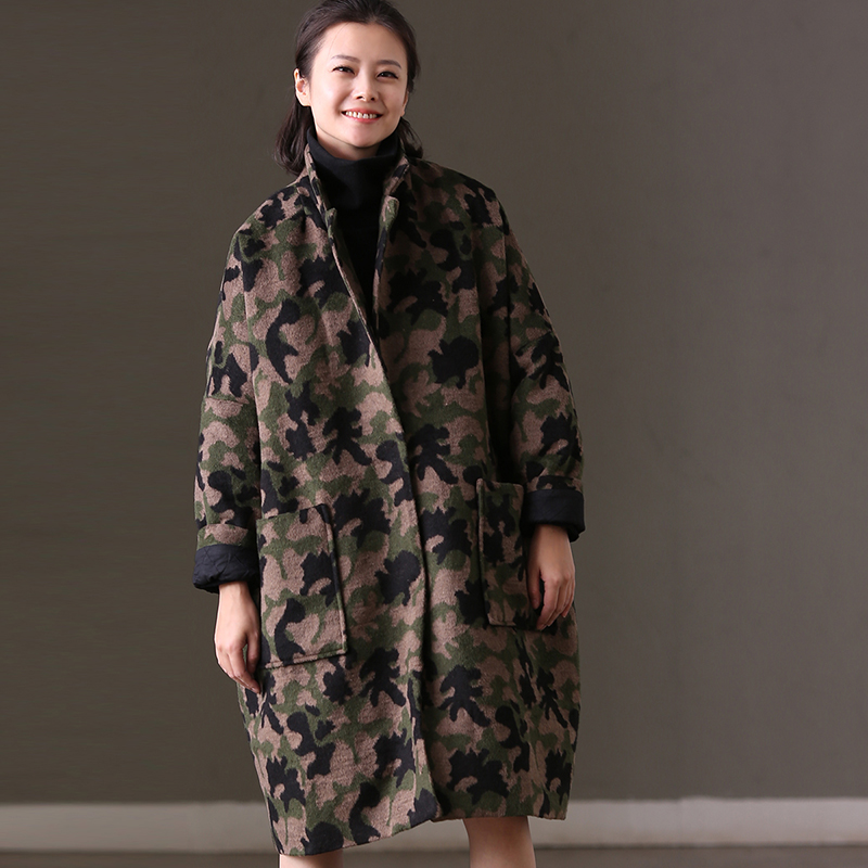 Begeistert W7256b Lange Anzug Jacke Mädchen Mit High-größe Und Größe Camouflage Kann Wiederholt Umgeformt Werden.