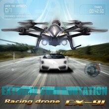 6CH Helikopter Cheerson CX-91 JUMPER 6 Axis drone UAV Dengan kamera 2MP 8G Kartu Balap motor brushless Tinggi-kecepatan RC pesawat