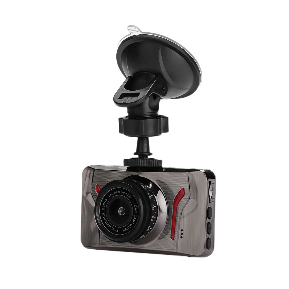 Auto Parts Car Dvr Smart G-sensor Car Camera Zinc Alloy 170 Degrees Driving Recorder Dash Cam Automobile Dvr Motion Detection