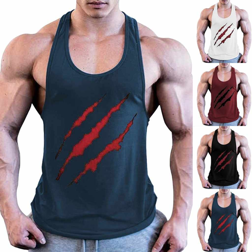 Summer Brand Clothing Jordan 23 Men Vest Print Men Fitness Tank Tops Fitness Camisetas Hip Hop sleeveless shirt