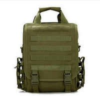 Molle Tactical Outdoor Hiking Backpack For 14.1 and 15.6 Laptop BAG Backpack Multicam ACU Tan Black Army Green CP Multicam