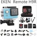 "Original H9R Action camera Ultra HD 4 K WiFi 1080 P/60fps 2.0 ""LCD 170 lente Capacete min Cam ir pro estilo pro câmera à prova d' água"