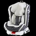 Детское автокресло Innokids  безопасное сиденье  isofix интерфейс  может сидеть  может лежать на 360 градусов  вращающееся сиденье безопасности авто...