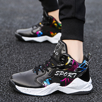 2019 Men Basketball Shoes Ankle Boots Outdoor Basketball Sneakers Breathable Cushioning Trainers Shoes Zapatillas De Basquet