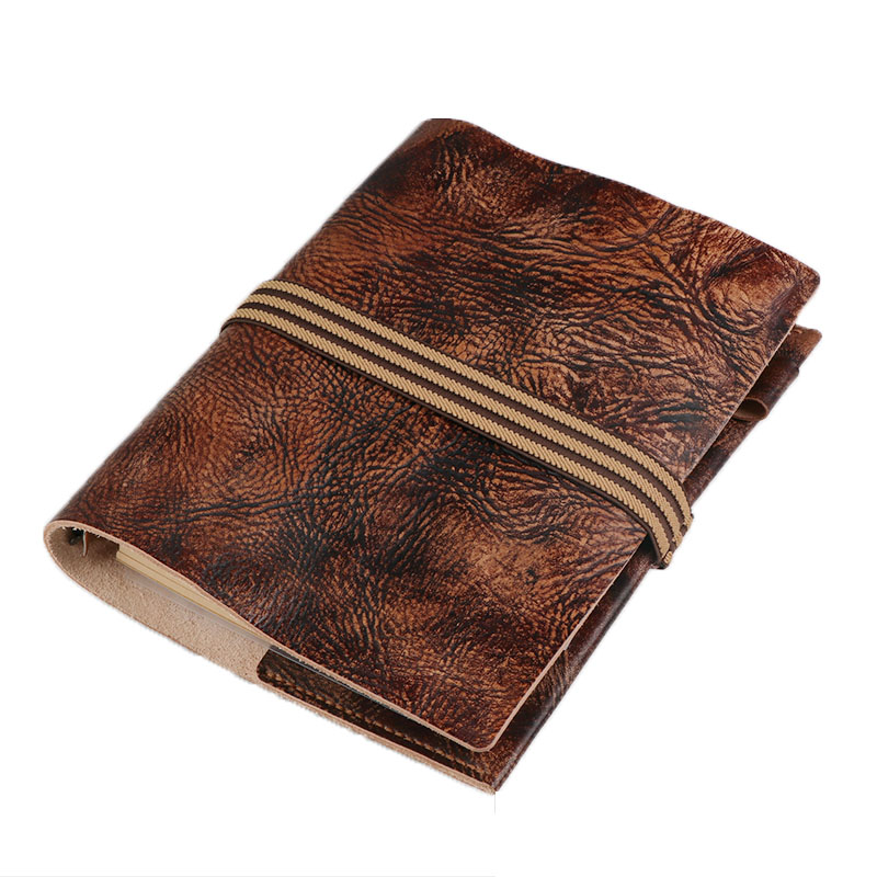 Traveler's Notebook Travel Journal Diary Handmade Multifunctional A5 Notepads Memos Gift Planners Creative Design Pocket BJB53 gift republic ltd fungi a5 notebook multicoloured