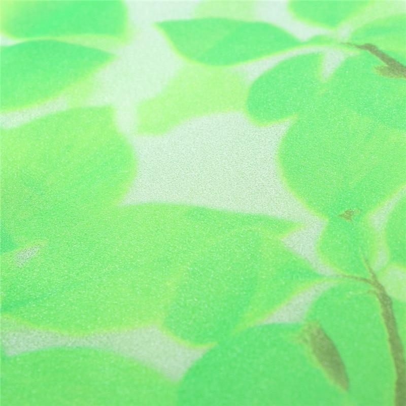 Green Leaves Window Film 4