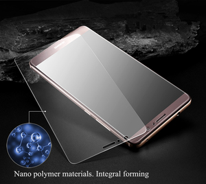 Image 3 - 2pcs Tempered Glass For Huawei Mate 9 Glass Screen Protector 9H Anti Blu ray Glass Protective film 5.9 inch For huawei mate 9
