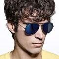 Rbspace gafas Vintage Gafas Mujeres Hombres gafas de Sol Polarizadas, Gafas de Protección UV Fashion Optical Gafas de Sol de Conducción