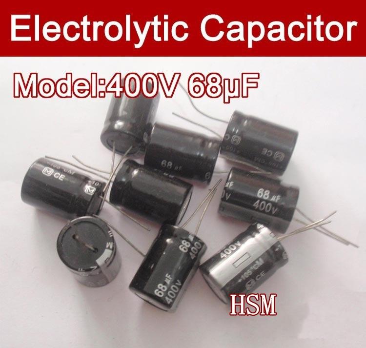 568UF 400V electrolytic capacitor,400V 68 microfarad capacitors - Dian He's store