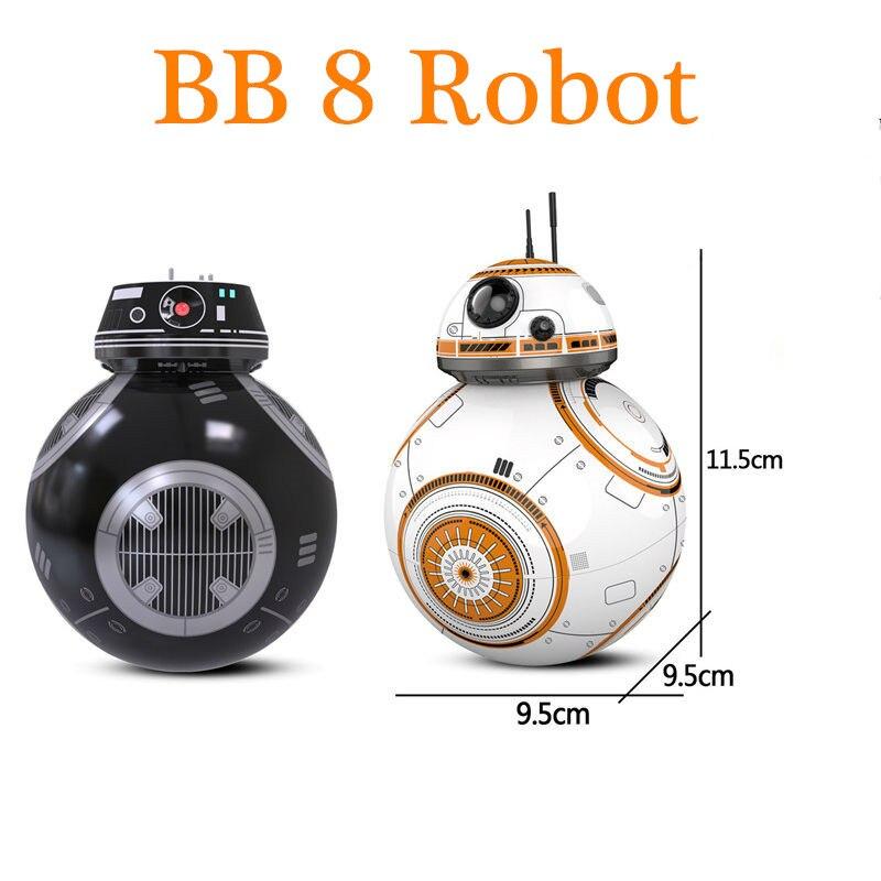 Star Sphero BB 8 Wars Remote Control Robot Ball BB 8 Droid RC BB 8 BB