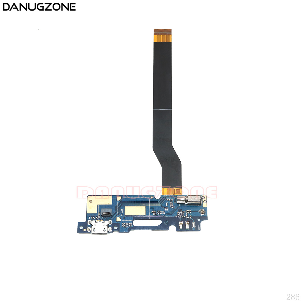 USB Charging Port Connector Charge Dock Socket Jack Plug Flex Cable With Vibrator For ASUS Zenfone 3 MAX ZC520TL