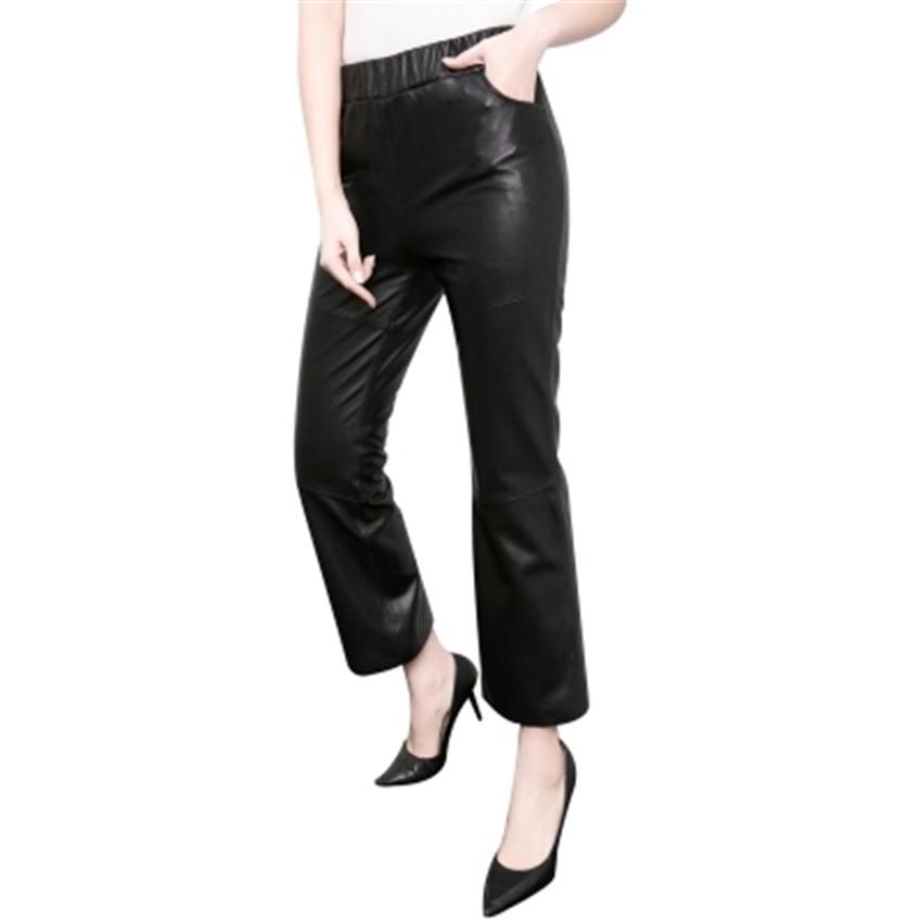 642fbf29f59d45 En Noir Taille Leggings Dames Femmes Haute Bourgogne Cuir Black Filles  Pantalon Daim RqEXwxqr