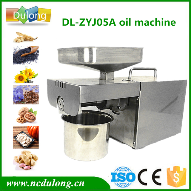 Wholesale price high quality home use automatic mustard oil machine
