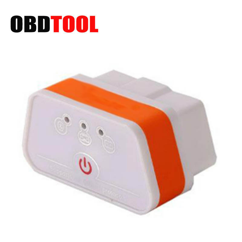 Hot icar2 Bluetooth ELM 327 iCar 2 MINI OBDII ELM327 icar2 Bluetooth OBD/OBD2 Wireless ELM 327 Funziona SU Android Torque/PC