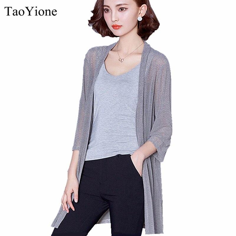 Kimono Cardigan Blouse D'été Femmes Tops Longue Mousseline de Soie Blouses Femmes Lâche Chemise Chemises de Plage Solaire Vêtements Blusas Plus La Taille