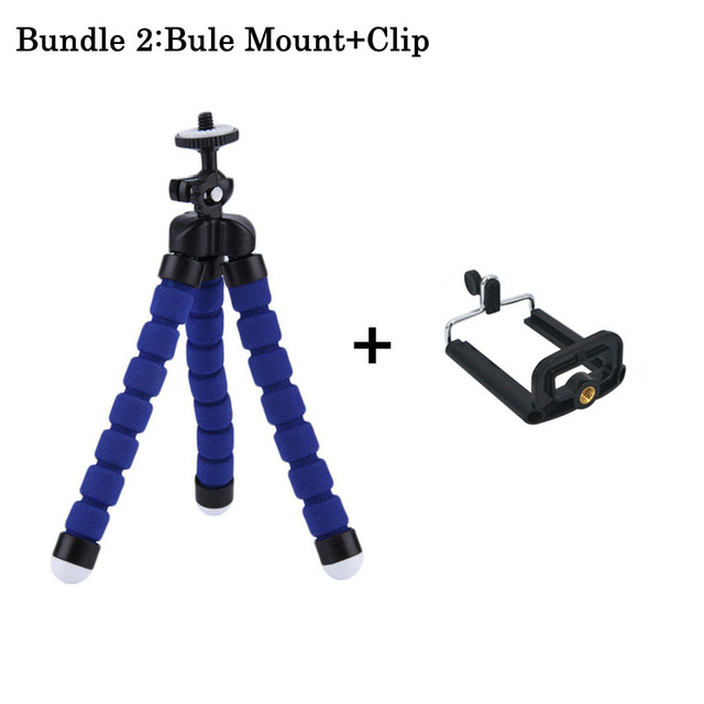 Blue with Clip
