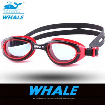 2020 dziecięce okulary pływackie dla dzieci wodne gogle pływackie sportowe profesjonalne regulowane wodoodporne gogle pływackie tanie i dobre opinie WHALE CN (pochodzenie) Chłopcy 2 7cm MULTI 3 6cm Pływać Z poliwęglanu Octan MM65 swimming glasses TAC+UV Anti-fog+Mirror