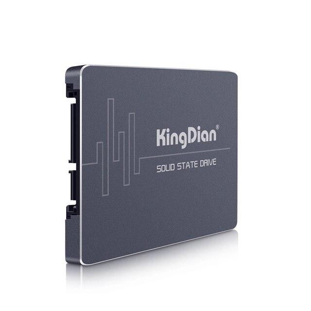 (Le moins cher 240 GB SSD) KingDian SSD 240 GB Interne solid state disque HD HDD pour Ordinateur Portable De Bureau