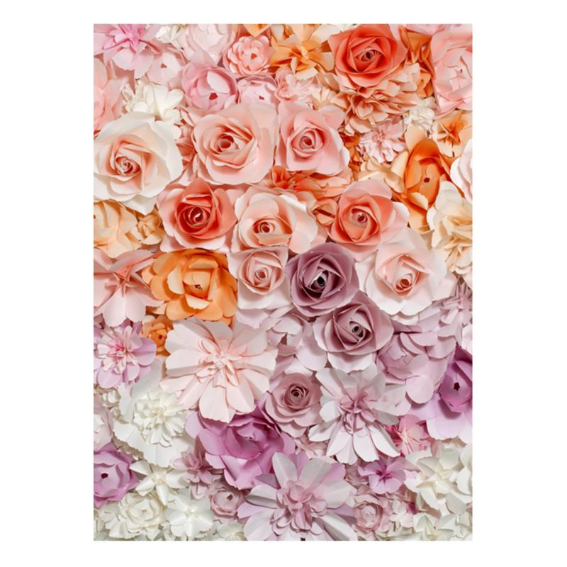 Floral Photography Background Cloth Studio Backdrop Valentine Day Theme Decoration Background Cloth Studio Backdrops Photo Props shengyongbao 300cm 200cm vinyl custom photography backdrops brick wall theme photo studio props photography background brw 12